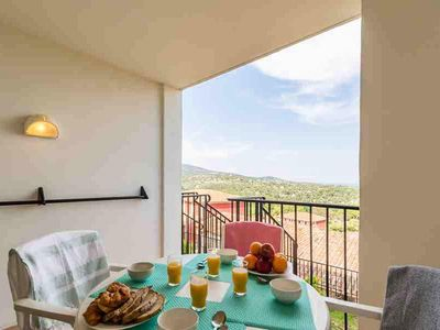 Photo for Village Pierre & Vacances The Restanques of the Gulf of Saint Tropez - Studio 4/5 Persons Standard - Sea View