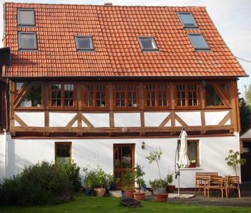 Photo for idyllic and modern 3 bedroom apartment in Harz close