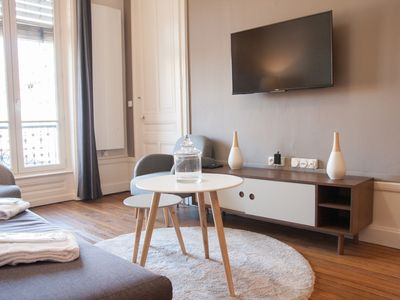 Photo for CHARMING AND MODERN APARTMENT - PART DIEU / COURS LAFAYETTE