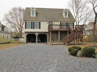 Photo for Enjoy a new pool and canal views as well as FREE ACTIVITIES in this Selbyville Oasis west of Fenwick