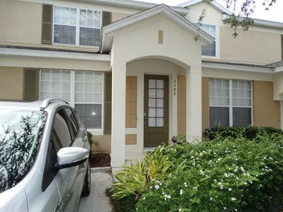 Photo for NEW! 2588 Maneshaw - Close To Disney!