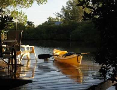 Photo for Summer Breeze: Cottage in Peaceful Setting, Dock and Kayaks, 250 Steps to Beach
