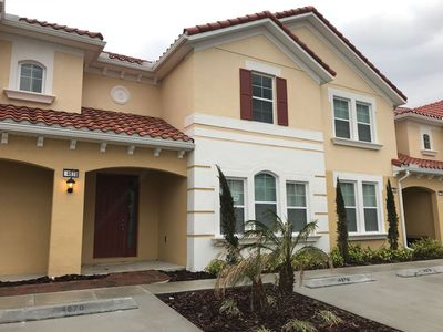 Photo for 4BR Townhome Vacation Rental in Davenport, Florida