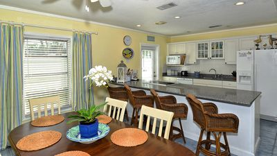 Photo for Siesta Key Beach House Just Steps To Beach And Village - Spacious & Updated!