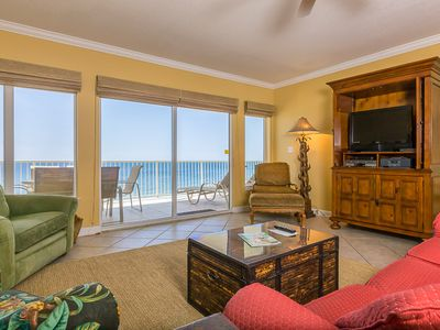 Photo for FREE FALL NIGHT with Kaiser in Admirals Quarters #808: 3 BR/3 BA Condo in Orange Beach Sleeps 8