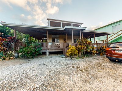 Photo for Two spacious studios in Hopkins w/ private deck & free WiFi - close to the beach
