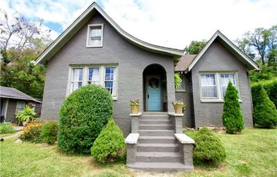 Photo for Pisgah Place- 1930s modern bungalow near Asheville, Biltmore, and more!!