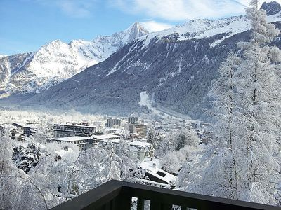 Photo for Apartment Le Brévent in Chamonix - 3 persons, 1 bedrooms