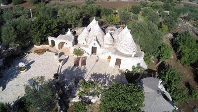 Photo for Panoramic Trulli - special offer Free Wifi