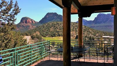 Photo for Sedona Luxury Home in Seven Canyons Private Golf Resort (Highly Rated)