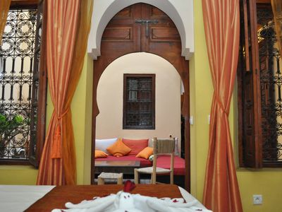 Photo for 1BR Guest House Vacation Rental in Marrakech, Marrakech-Tensift-Al Haouz