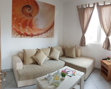Photo for Room 6 Double room with sofa, kitchen and balcony