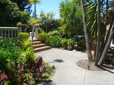 Photo for Charming, peaceful 1 Bedroom Mill Valley Cottage