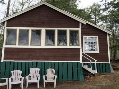 Photo for Adirondack-Style Cottage In Wolfeboro on Winnipesaukee
