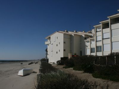 Photo for WATERFRONT DUPLEX T3 6/8 PERS