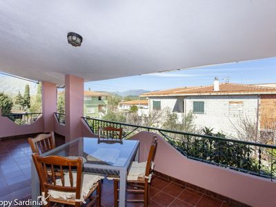 Photo for Large furnished balcony, near the beach