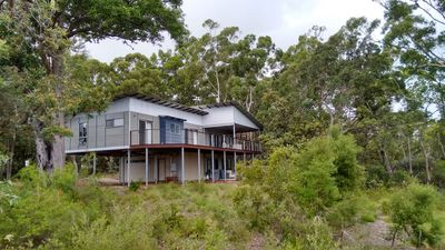 Nestled in Nature you can enjoy the natural surrounds adjacent the National Park