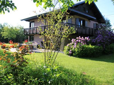 Self catering holiday rental L'Eden au Vert Chiny