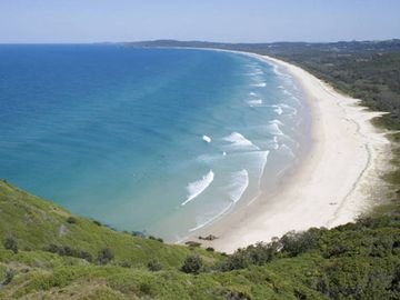 Main Beach, Byron Bay, NSW, Australia