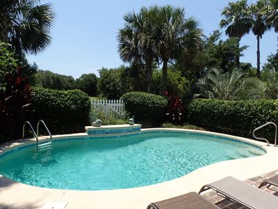 Photo for New Luxury Vacation Home - Private Pool - Golf Cart!