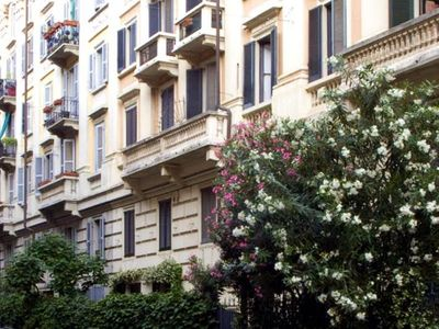 Photo for 1BR Apartment Vacation Rental in milano, Lombardy