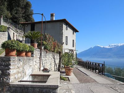 Photo for Apartment Terrazzina  in Tignale, Lake Garda - 4 persons, 2 bedrooms