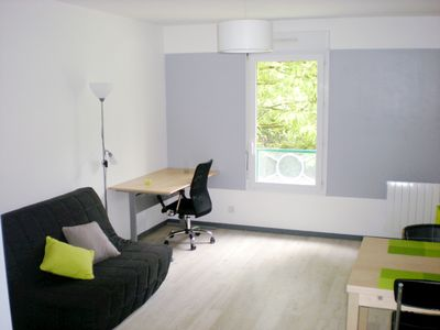 Photo for Quiet flat on the edge of the Erdre