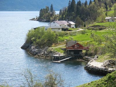Photo for Vacation home Tussviki (FJS020) in Sognefjord, Nordfjord, Sunnfjord - 6 persons, 3 bedrooms