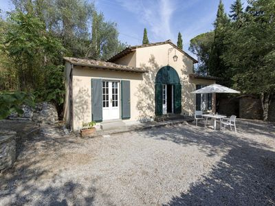 Photo for One Bedroom Ground Floor Cottage Cortona   Set in a beautiful and tranquil position close to the beautiful