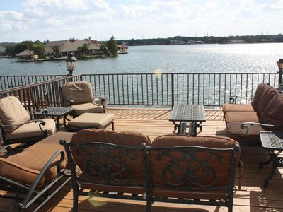 Photo for Horseshoe Bay Family and Pet Friendly Waterfront Duplex