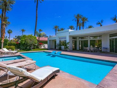 Photo for The Great Escape: 5 BR / 5 BA home in Rancho Mirage, Sleeps 10