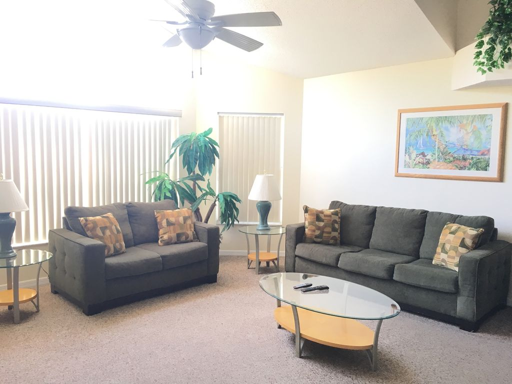 Relaxing 3 Bed Vacation Home Near Disney 39 S Homeaway Kissimmee