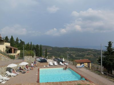 Photo for One bedroom Apartment, sleeps 4 in Podere Dottrina