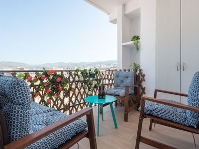 Photo for Terrace & Relax Apartment City Center - Apartment for 4 people in Málaga