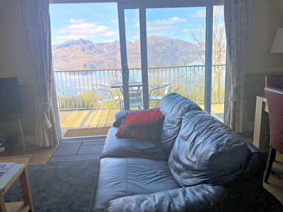 Photo for Waterfront Lodge 2 - sleeps 5 guests  in 2 bedrooms