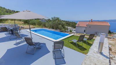 Photo for Villa NiMa offers its guests the peaceful vacation far away from crowd and noise