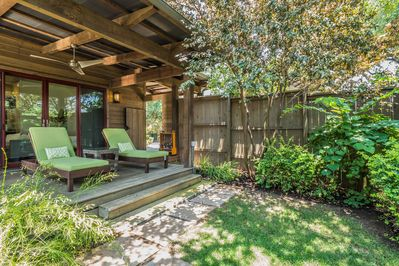 Cabins at The Reserve at Lake Travis blend adventure with relaxation!