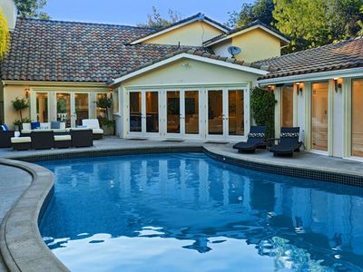 Photo for Gated, Private Hideaway in Encino With Pool and Hot Tub