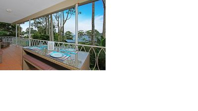 Photo for Funky Beach Pad - Excellent Beach Views