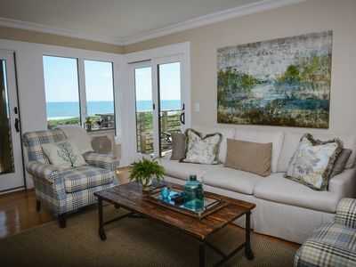 Photo for Stunning Oceanfront 1 BR Villa (sleeps 4) with 2 porches- Incredible views!!!