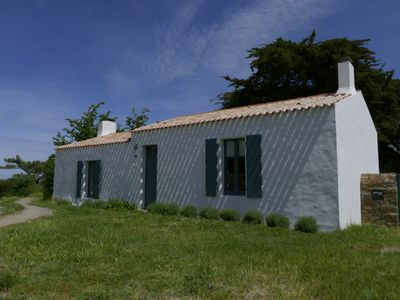 Photo for Traditional house of the Ile d'yeu, recently renovated