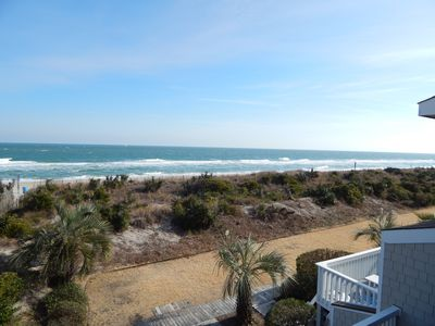 Photo for Beautiful ocean front townhome in the heart of WB!