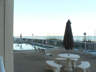 Photo for Sunset Suite at 50 Gulfside.   Some dates still available in July.