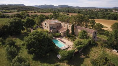 Photo for Cevenol farmhouse with panoramic views