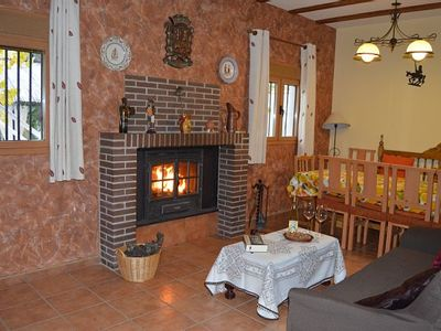 Photo for Self catering Huecos de San Miguel for 2 people