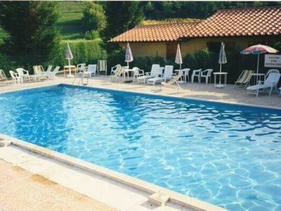 Photo for Beautiful apt with pool access