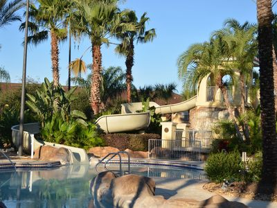 Superb Location Townhouse at 4-Star Regal Palms Resort in Disney Area