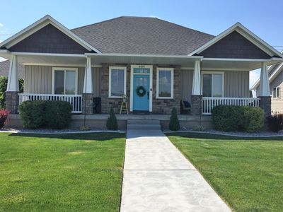 Photo for Beautiful Family Friendly Idaho Falls Home with 2 KING beds!!