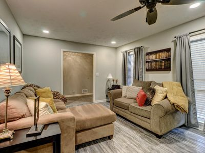 Photo for Nicely Renovated Norcross Home Next to I-85