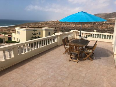 Photo for Luxury beachfront apartment in a small private residential complex
